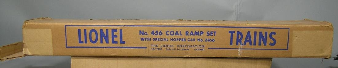 Lionel 456 Coal Ramp with 3456 Operating Hopper Car