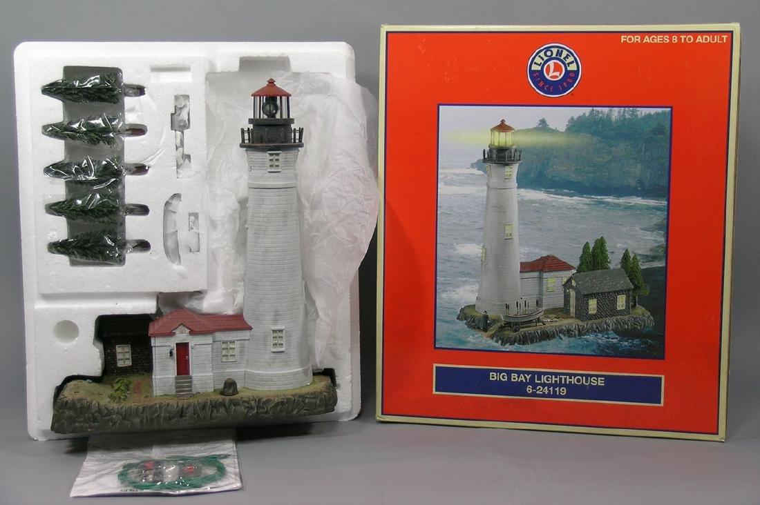 Lionel 24119 Big Bay Lighthouse