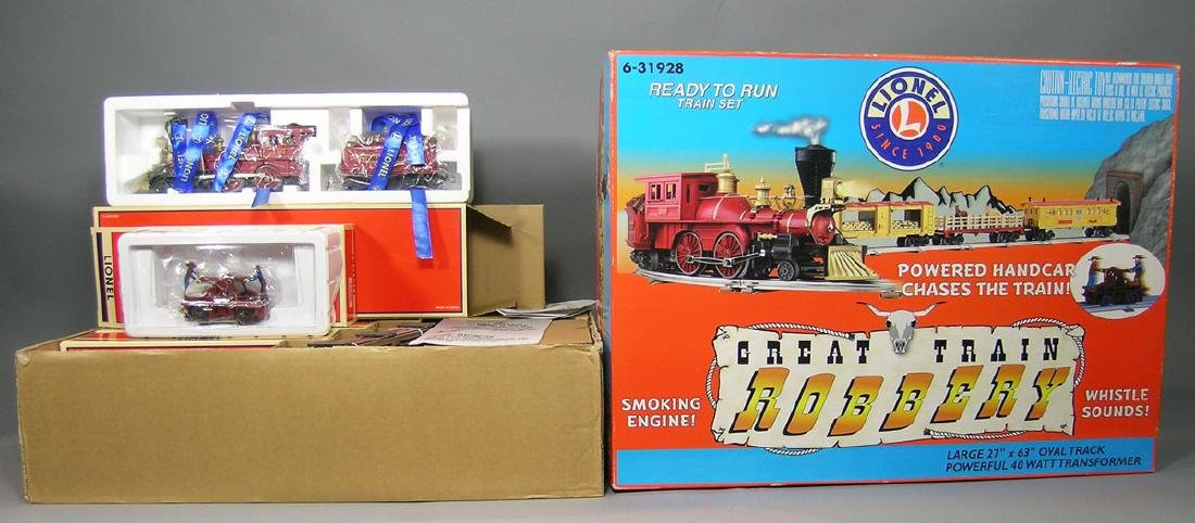 Lionel 31928 Great Train Robbery Train Set