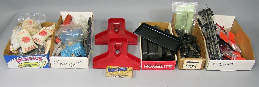 Large Assortment of Lionel Parts & Items