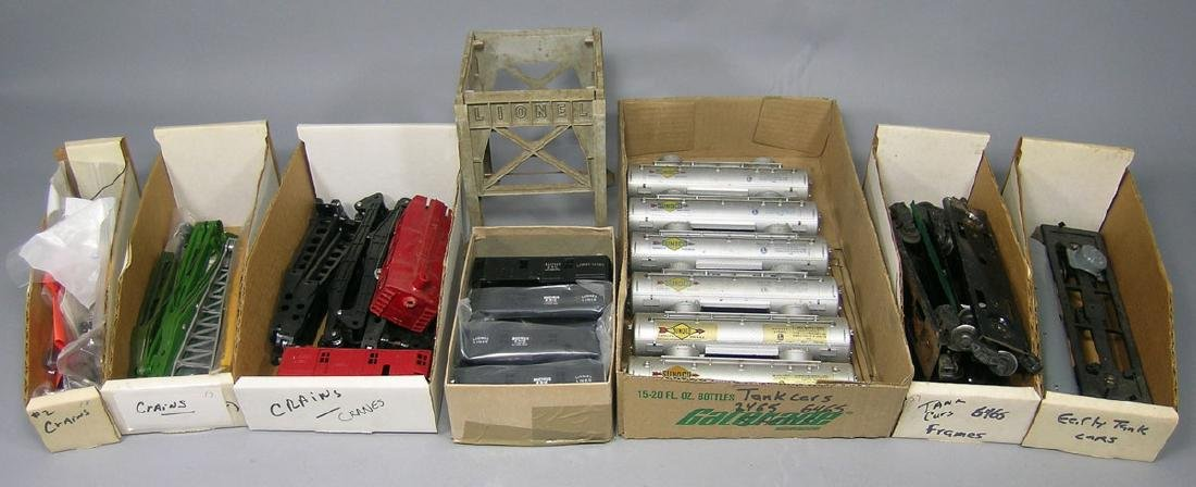 Large Assortment of Lionel Parts
