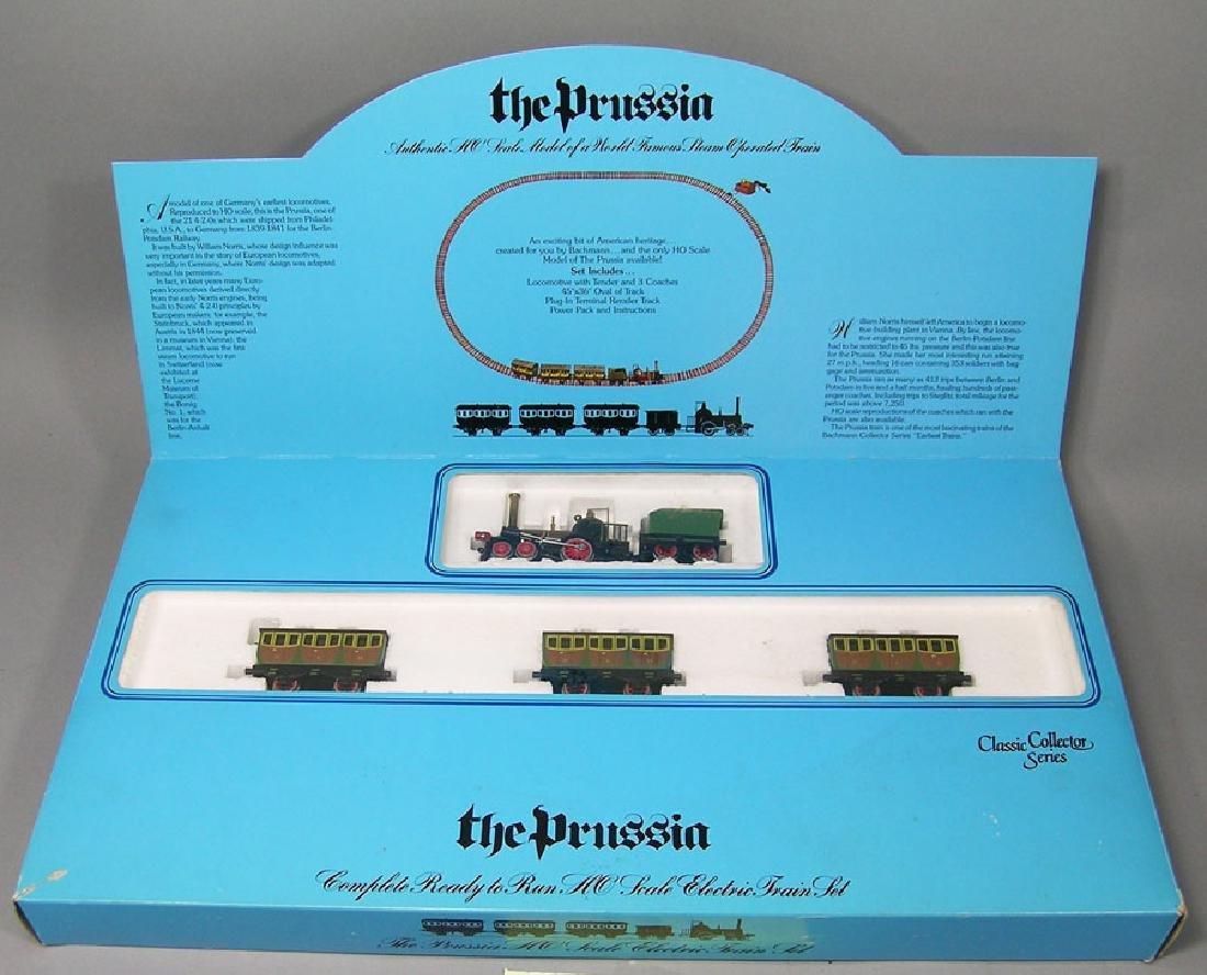 """Bachmann HO Train Set """"The Prussian"""""""
