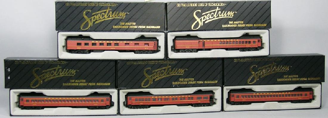 Bachmann Spectrum Series Passenger Car Set