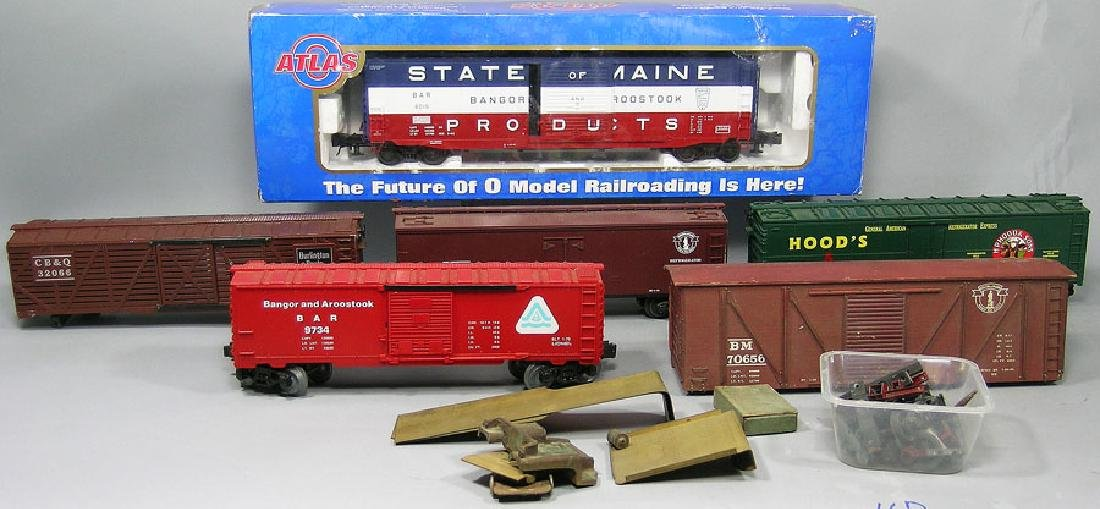 O-Scale Freight Cars