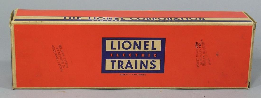 Lionel Post War 6805 Atomic Energy Disposal Car Box