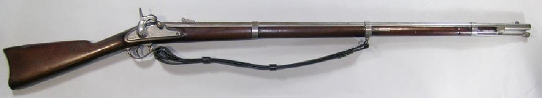 U.S. Norwich Model 1863 Percussion Musket