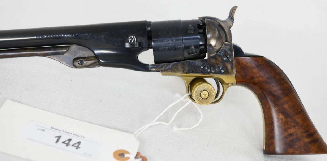 Pietta Model 1860 Army .44-Caliber Black Powder - 2