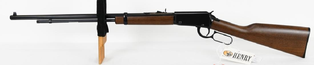 Brand New Henry Lever Action Frontier .22 WMR