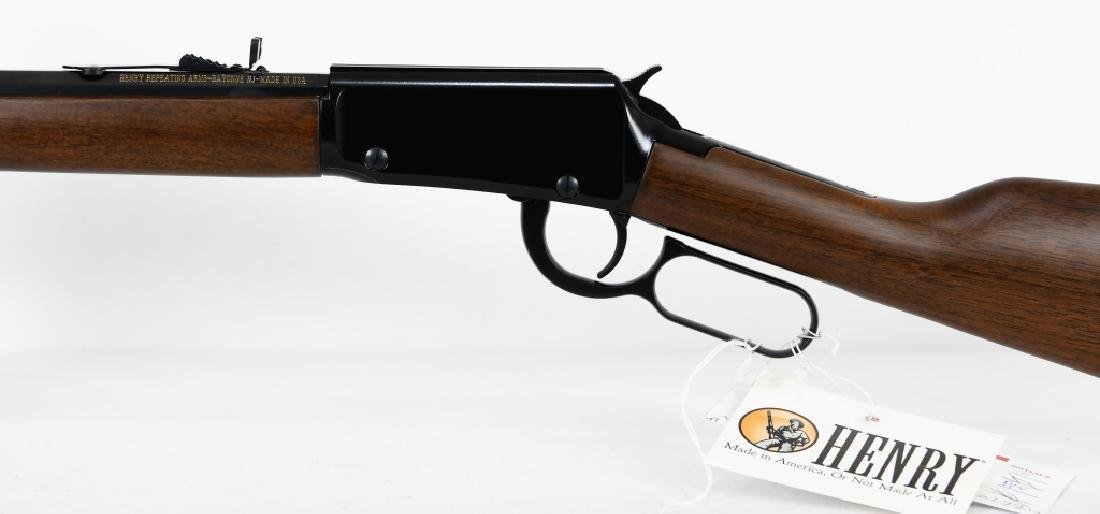 Brand New Henry Lever Action Frontier .22 WMR - 4