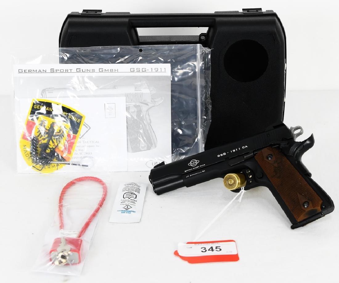 Brand New GSG M1911 .22 LR Pistol