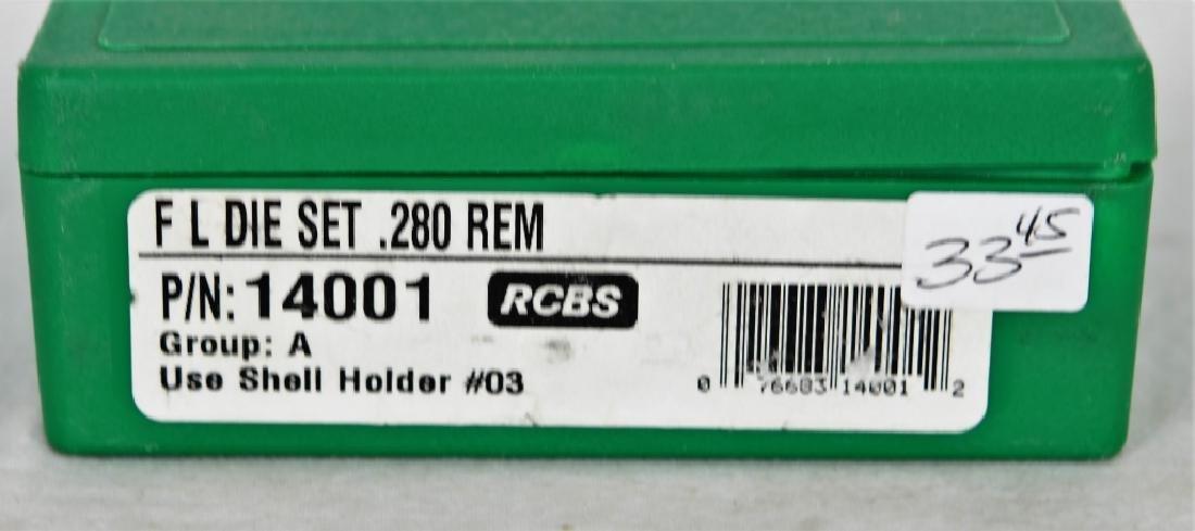 RCBS F L 2 Die Set .280 Rem P/N 14001