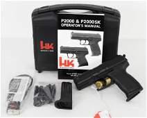 Brand New Heckler Koch HK P2000 V3 9MM Pistol