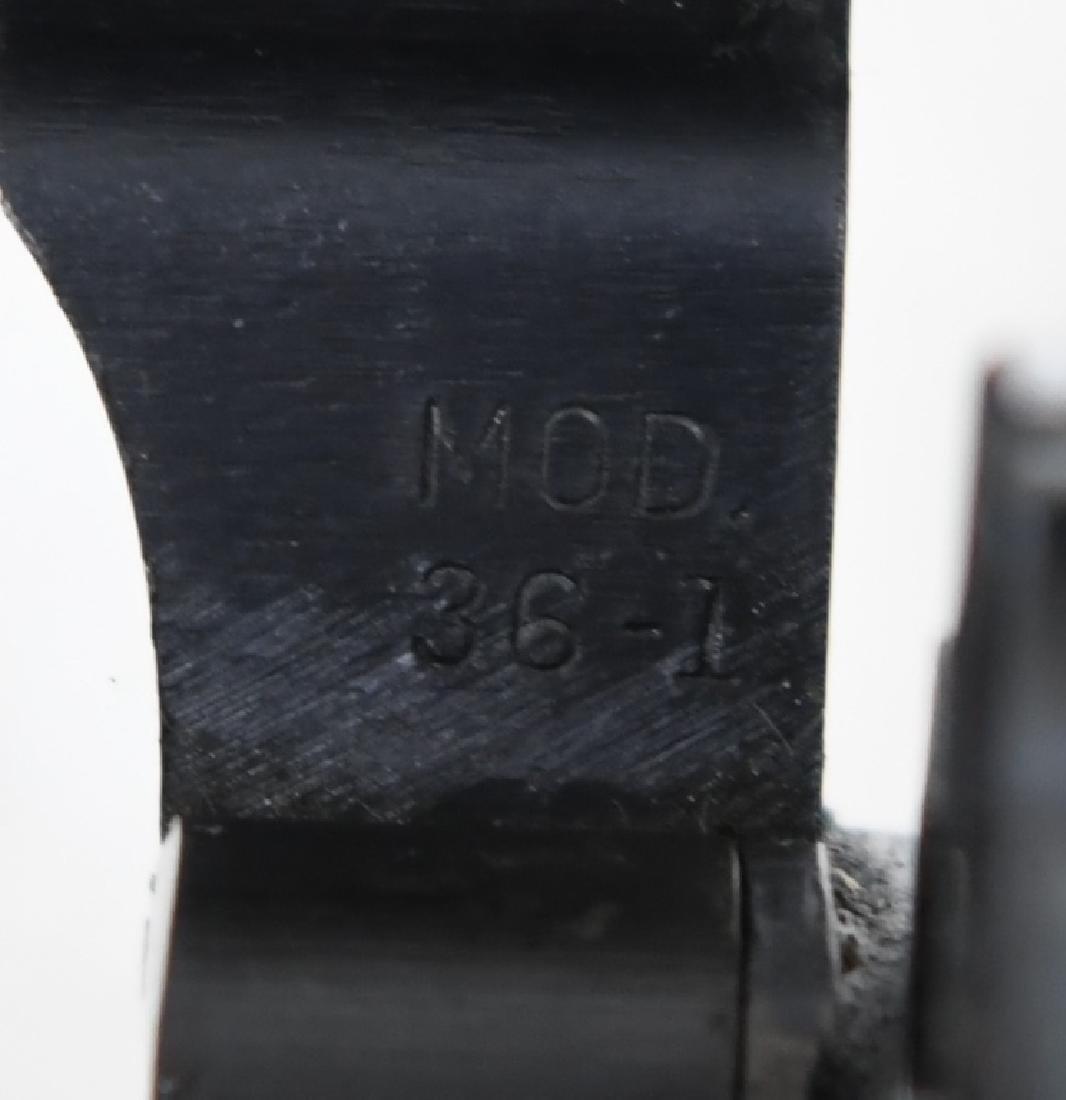 Smith & Wesson Model 36-1 5 Shot .38 SPL - 6