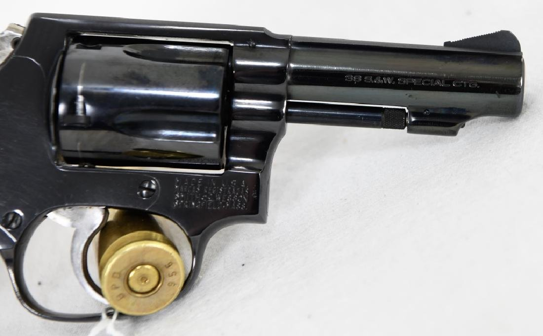 Smith & Wesson Model 36-1 5 Shot .38 SPL - 8