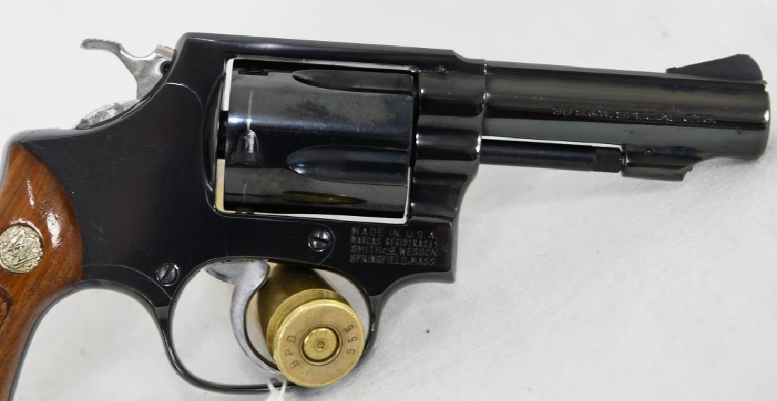 Smith & Wesson Model 36-1 5 Shot .38 SPL - 9