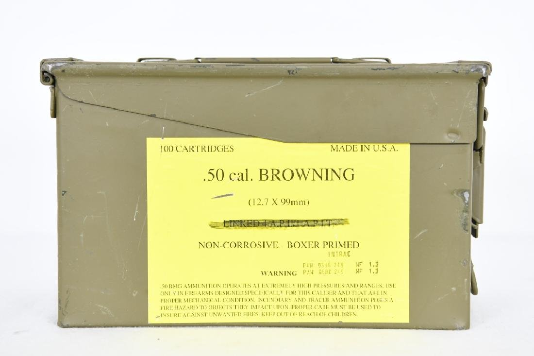 117 Rounds of .50 BMG API Rounds PLEASE READ