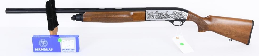 Huglu TS871 Semi-Automatic Shotgun in 12 Gauge