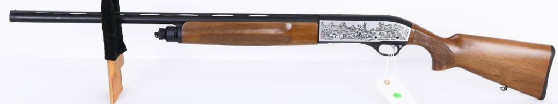 Huglu TS871 Semi-Automatic Shotgun in 12 Gauge - 2