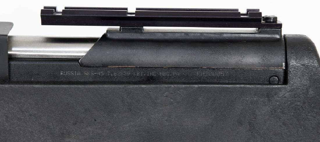 Russian SKS-45 Semi Auto Carbine Package - 7