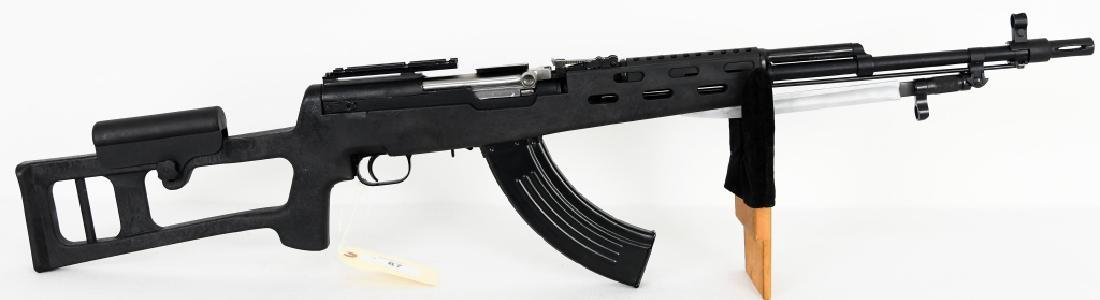 Russian SKS-45 Semi Auto Carbine Package - 8