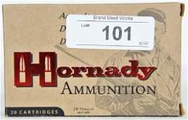 1 Box of Hornady 7.7X58 JAP 150 Gr. SP Ammo