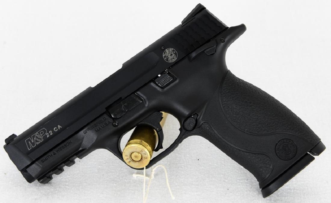 Smith & Wesson M&P 22 CA .22 LR Pistol