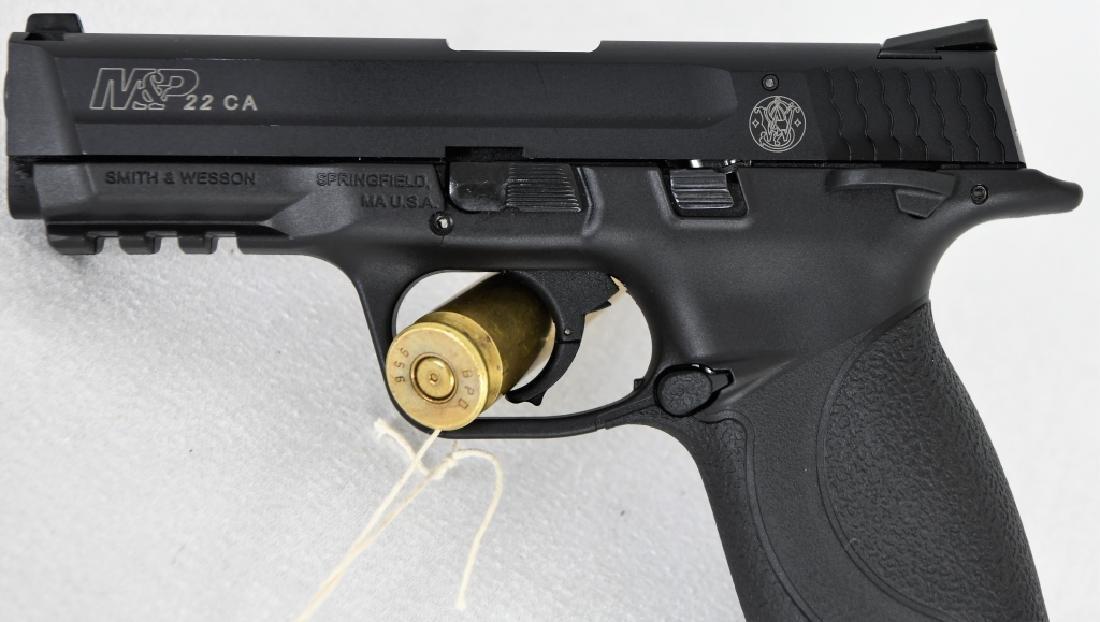 Smith & Wesson M&P 22 CA .22 LR Pistol - 3