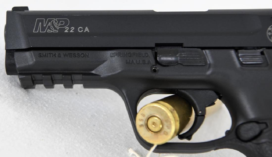 Smith & Wesson M&P 22 CA .22 LR Pistol - 5