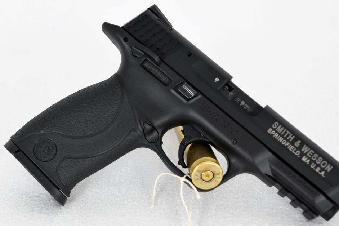 Smith & Wesson M&P 22 CA .22 LR Pistol - 9