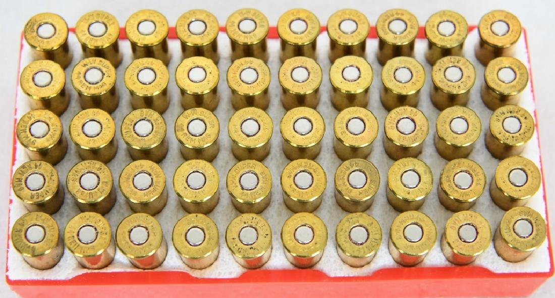100 Rounds Winchester Super X 44 Rem Mag ammo - 3