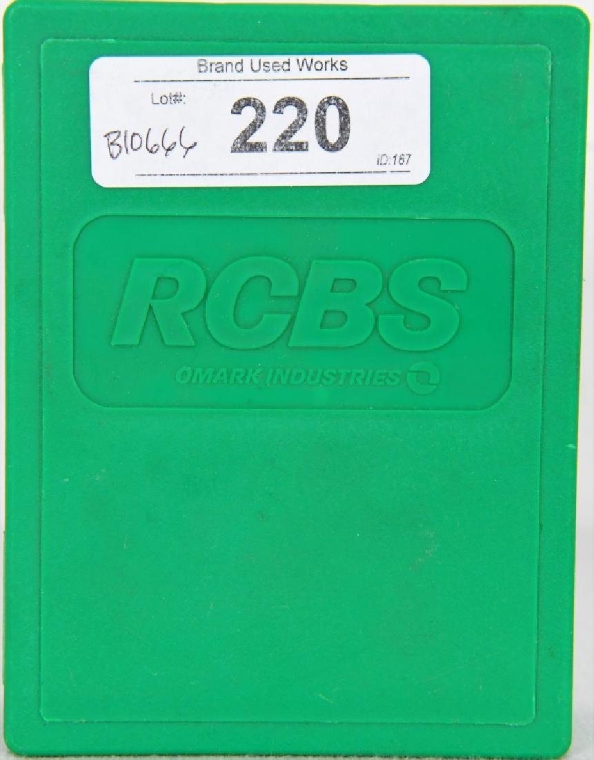 RCBS Full Length Die Set .223 Remington