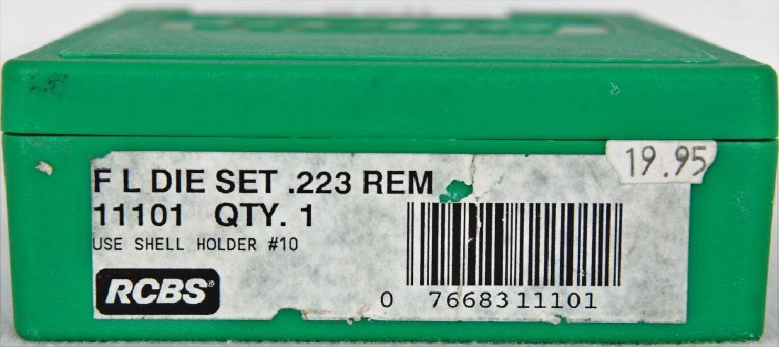RCBS Full Length Die Set .223 Remington - 2