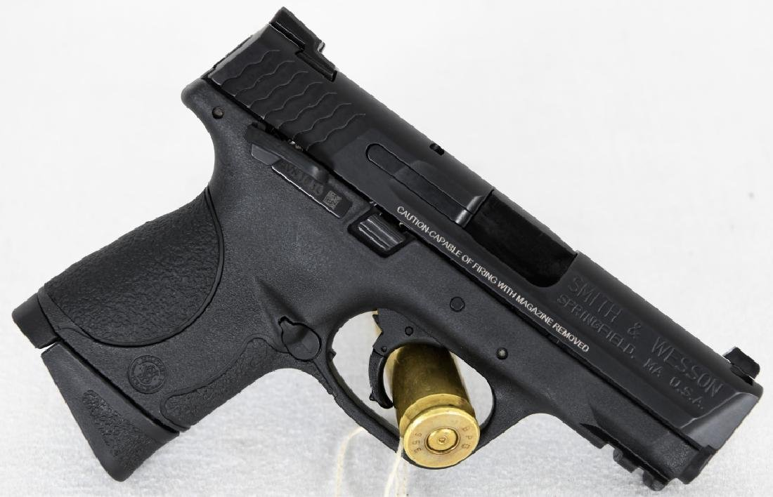 Brand New Smith & Wesson 40c .40 S&W Compact - 7