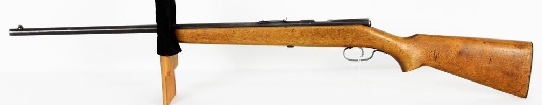 J Stevens Springfield Model 83 .22 Rifle