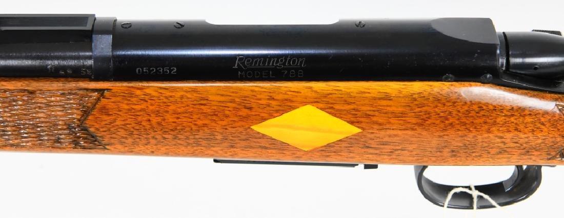 Remington Model 788 Bolt Action Rifle .22-250 REM - 6