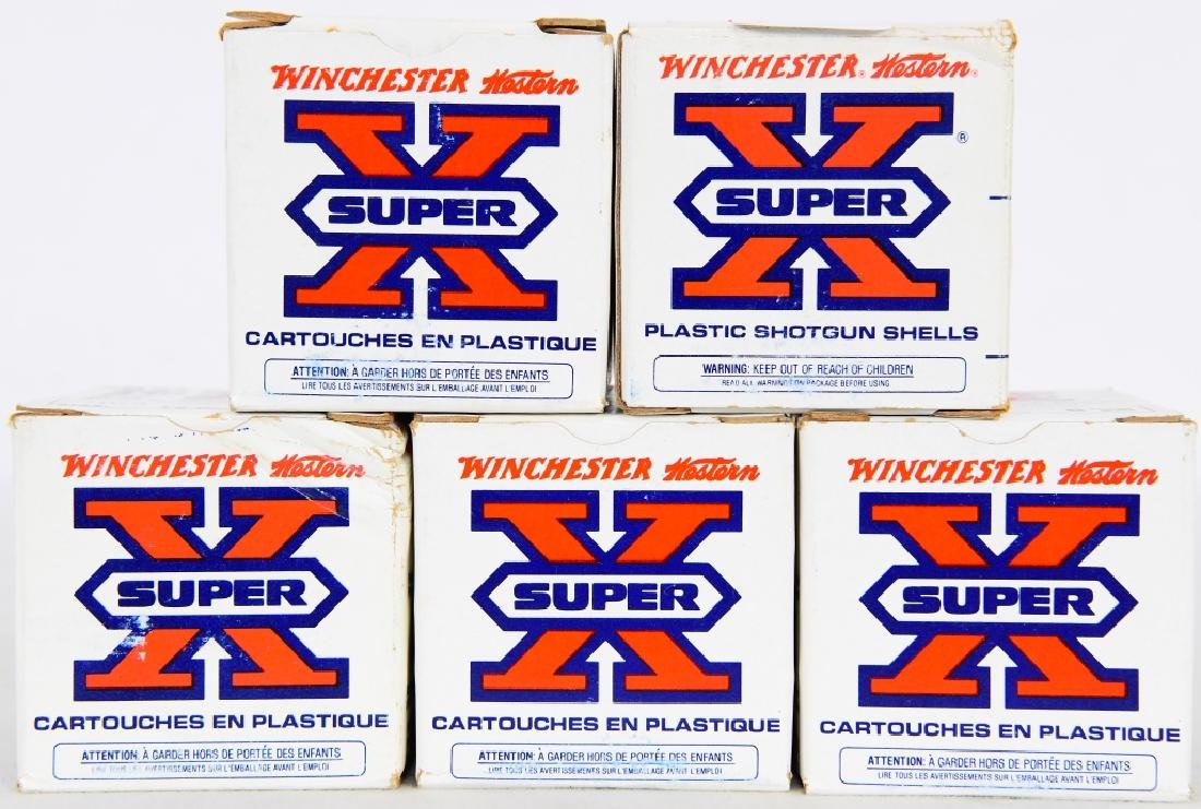 125 rounds of Winchester Super X 410 gauge 2.5""