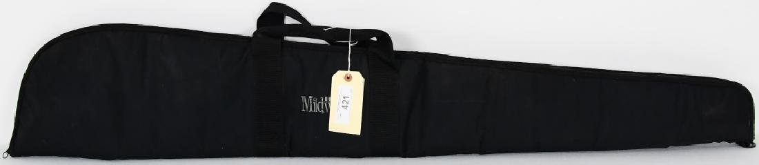 USA MIDWAY Black soft padded Rifle Case