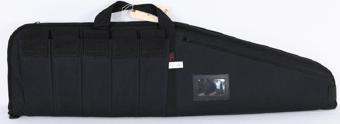 ROMA Black Soft Padded Assault Rifle Case 42'x11.5