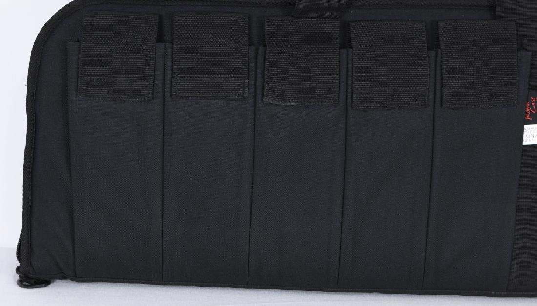 ROMA Black Soft Padded Assault Rifle Case 42'x11.5 - 2