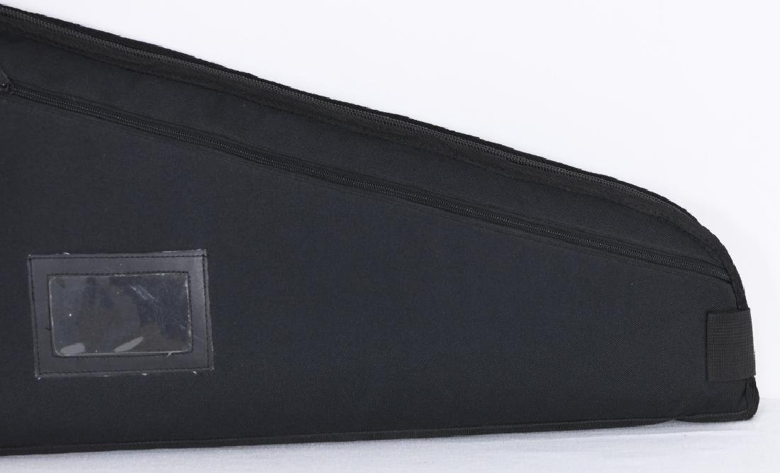 ROMA Black Soft Padded Assault Rifle Case 42'x11.5 - 4