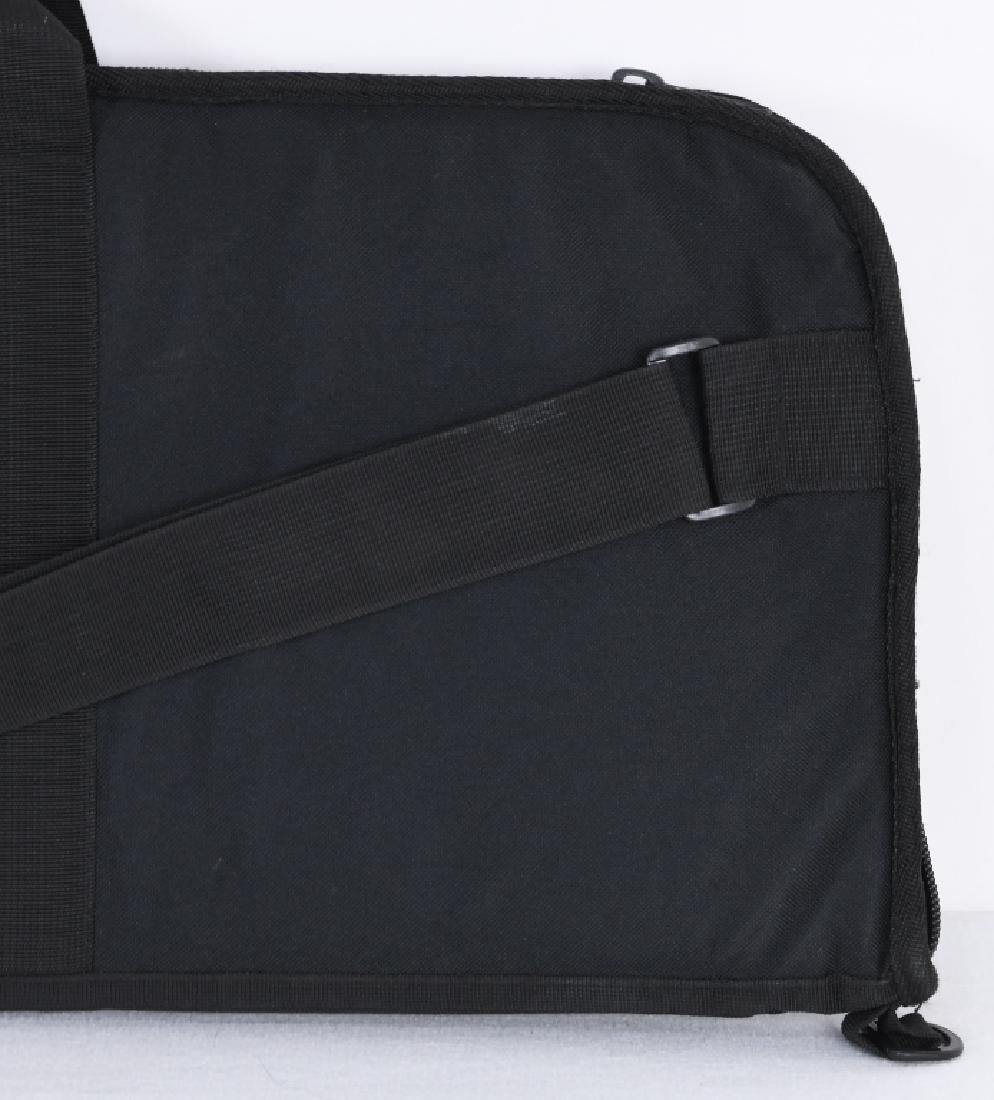 ROMA Black Soft Padded Assault Rifle Case 42'x11.5 - 8