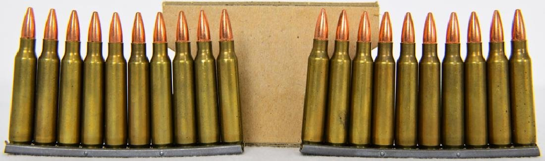 140 Rounds 5.56 Nato Lake City Bandolier M193 - 4
