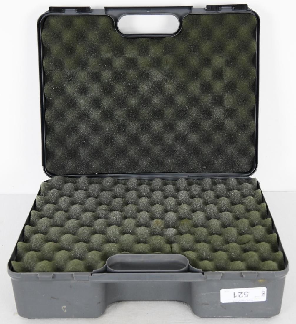 GUN GUARD Pistol / Revolver Plastic Hardcase - 4