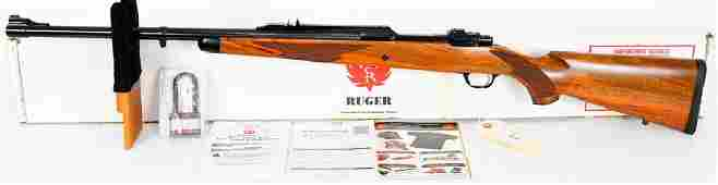 Ruger M77 Mark II Magnum Deluxe .375 H&H Rifle