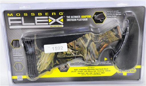 NEW Mossberg 500 FLEX 4 Position Adjustable Dual