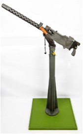 Browning Semi-Auto 1919 Machine Gun on Mount! .308