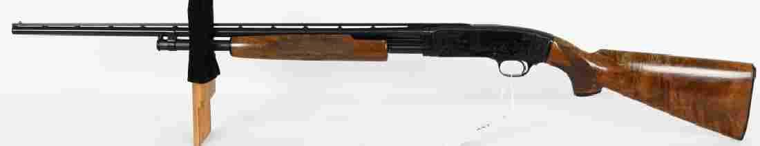 RARE Winchester Model 42 Pigeon Grade Engraved 410