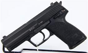 Heckler & Koch HK USP 40 S&W Pistol