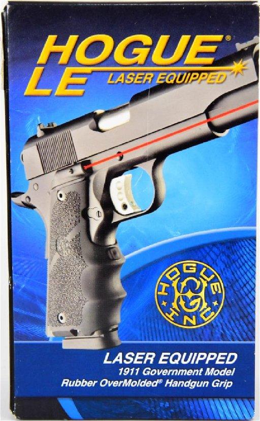 Hogue Lasergrip For full size 1911 Pistols