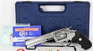 "Colt King Cobra .357 Magnum 6"" BBL W/ Case"